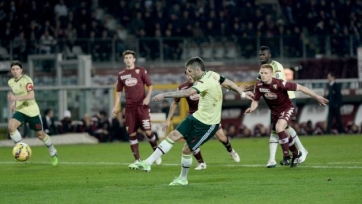 «Торино» задавил «Милан»