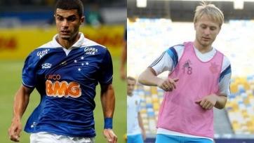 Официально: Безус и Эжидио стали футболистами «Днепра»
