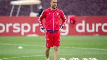 Гвардиола: «Я спортивный директор «Барселоны»? Об этом никогда никто не говорил»
