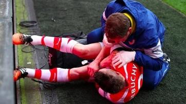 «Арсенал» на неопределенный срок потерял Дебюши