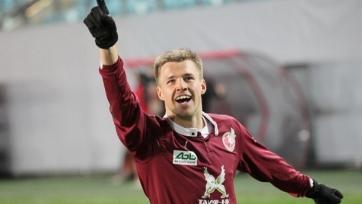 Максим Канунников не собирается покидать «Рубин»
