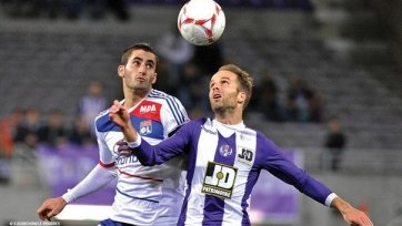 «Лион» новый лидер чемпионата Франции