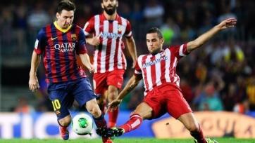 «Барселона» и «Атлетико» выбрали свои составы