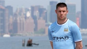 В ближайшее время Милнер продлит контракт с «Манчестер Сити»