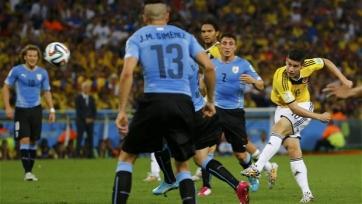 Хуан Пабло Монтойя: «Хамес забил лучший гол 2014-го года и заслужил премию Пушкаша»