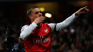Маттеус: «Подольски сам виноват в том, что не проявил себя в «Арсенале» на все сто»