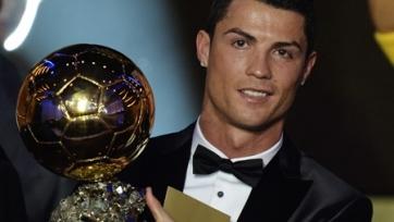 Р-спорт: Роналду снова получит «Золотой Мяч»