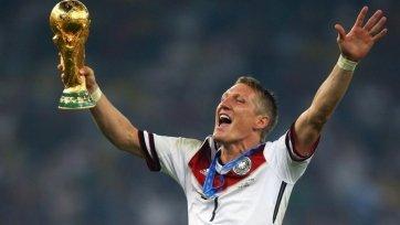 Швайнштайгер: «Буду играть на высоком уровне лет до 34-х»