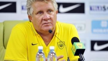 Ташуев: «У «Анжи» есть необходимый подбор исполнителей для решения серьезных задач»