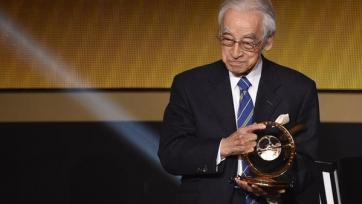 Японский журналист получил президентскую награду ФИФА