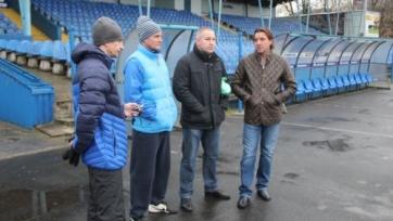 Сергей Юран представлен коллективу «Балтики»