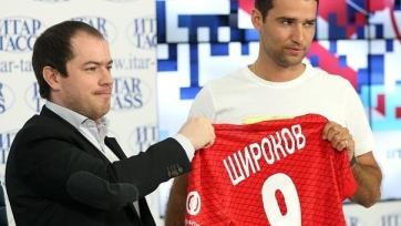 Асхабадзе: «Широков получит возможность набрать игровой тонус после длительного восстановления»