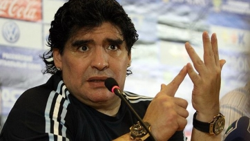 Марадона: «Чили – фаворит Кубка Америки»