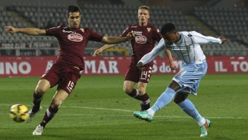 «Лацио» переиграл «Торино» и вышел на «Милан»