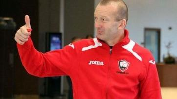 Григорчук: «Постараюсь пригласить проверенных игроков из украинского чемпионата»