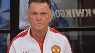 Луи ван Гаал готов расстаться с тремя футболистами