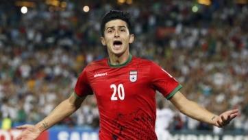 Сердар Азмун принес Ирану вторую победу на Кубке Азии