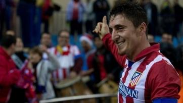 Полузащитник «Атлетико» близок к переходу в «Парму»