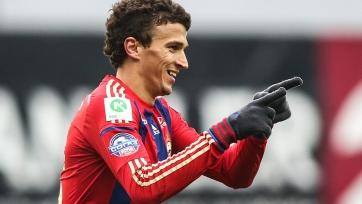 Еременко: «Мечтаю выиграть Лигу чемпионов»