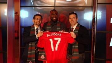 Алтидор заключил 5-летнее соглашение с «Торонто»