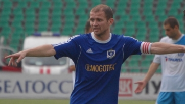 Виталий Булыга перешел в «Сахалин»