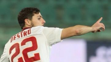 Маттиа Дестро: «Я игрок «Ромы», а что будет дальше покажет время»