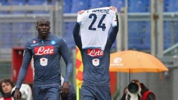 Гонсало Игуаин посвятил свой гол в ворота «Лацио» Лоренцо Инсинье