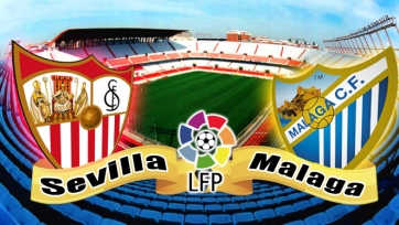 «Севилья» переиграла «Малагу» и поднялась на четвертое место