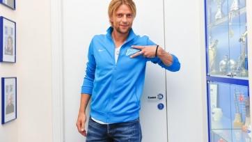 Анатолий Тимощук не собирается уходить из «Зенита»