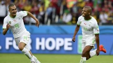 Волевая победа Алжира над ЮАР