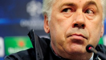 Карло Анчелотти переживает за «Милан»