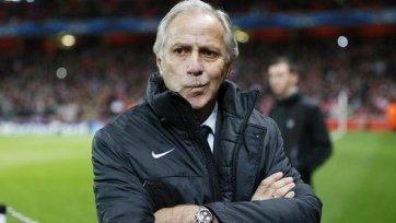 Жирар может быть уволен с поста тренера «Лилля»