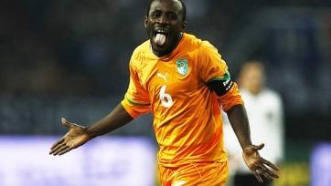 Думбия принес Кот д'Ивуару очко в матче с Гвинеей