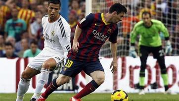 Роналду: «Мы с Месси делаем мир футбола ярче»