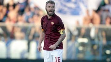 «Рома» с трудом добыла путевку в четвертьфинал Кубка Италии