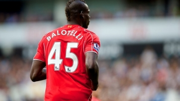«Лацио» ведет переговоры с «Ливерпулем» по аренде Балотелли