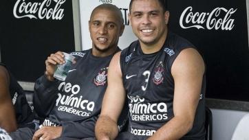 Роналдо: «Моим лучшим другом в футболе был и остается Роберто Карлос»