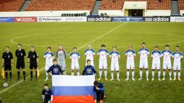 Сборная России сыграет против ЮАР