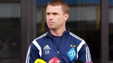 Сергей Ребров: «Лучше проиграть сейчас, чем по ходу сезона»