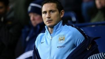 «Манчестер Сити» на неопределенный срок потерял Лэмпарда