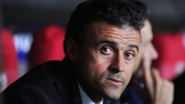 Луис Энрике похвалил оборону «Атлетико»