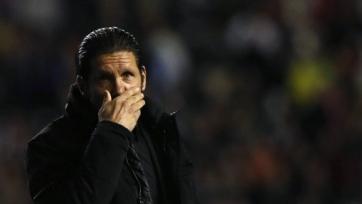 Симеоне: «Мы неплохо играли, но не смогли реализовать свои моменты»