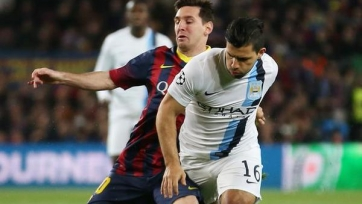Агуэро: «Во время матчей с «Барсой» я забуду про дружбу с Месси»