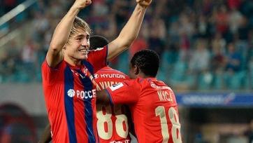 ЦСКА завершил испанский сбор победой