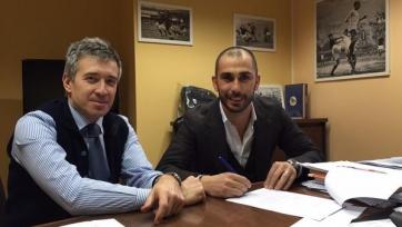 Марко Ди Вайо вернулся в Италию, и вошел в состав «Болоньи»