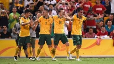 Тим Кэхилл вывел сборную Австралии в полуфинал Кубка Азии
