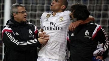 «Реал» на длительный срок потерял Пепе