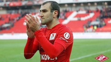 Юра Мовсисян вернулся в общую группу