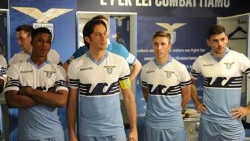 «Лацио» начал продажи ретро-футболок
