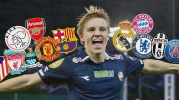 «Барселона» пыталась сорвать переход Эдегора в «Реал»